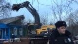 Rušenje kuća u Moskvi 'u javnom interesu'