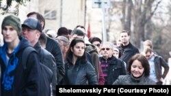 Выборы президента РФ в Праге