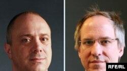 Брайан Уитмор и Роберт Коалсон: англоязычный взгляд на русскоязычную действительность