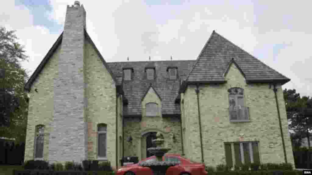 تصویری از خانه «سه میلیون دلاری» محمدرضا خاوری، در کنادا. نام خاوری، مدیر عامل وقت بانک ملی، در روند پرونده فساد مالی سه هزار میلیارد تومانی سال ۹۰، در شمار متهمان اصلی بود.