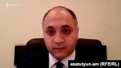 Председатель ГКЗЭК Гегам Геворкян