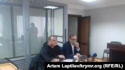 Заседание суда по делу капитана судна «Норд» Владимира Горбенко, архивное фото
