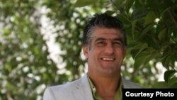علیرضا حیدری، عکس از آرشیو شخصی مهدی رستم پور