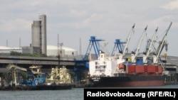 Розвантажувальні комплекси порту «Южний»