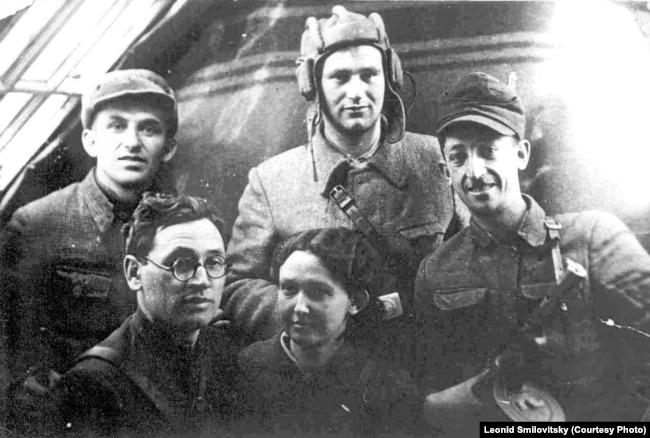 Яўрэйскія партызаны ў Налібацкай пушчы, 1943