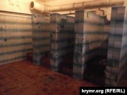 Общественный туалет в Ялте