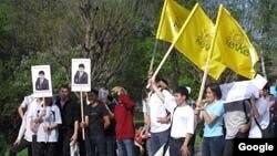 """""""Келкел"""" 2005-жылы авторитардык режимге каршы чыккан"""