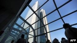 """Здание """"Газпрома"""" в Москве"""