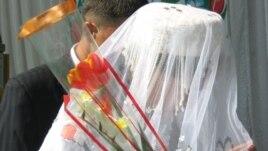 A Tajik bride (file photo)
