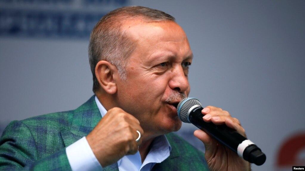 Эрдоган: США рискуют потерять важного партнера