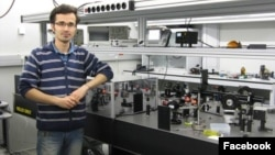 Former PhD student Omid Kokabee has been in prison for more than five years in Iran. (file photo)