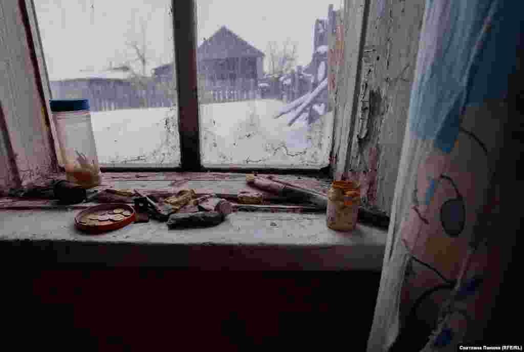 За окном – суровая сибирская зима