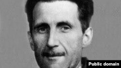 U.K. -- George Orwell British writer, undated
