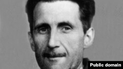 U.K. -- George Orwell British writer, undated