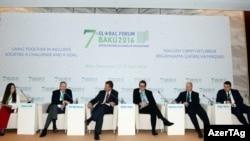 VII Qlobal Forum, Bakı, 25-27 aprel, 2016