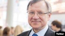 Latvia, Egidijus Vareikis, fmr COE raporteur for Moldova