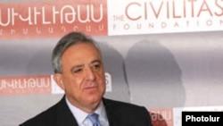 Бывший министр иностранных дел Армении, директор фонда «Сивилитас» Вардан Осканян