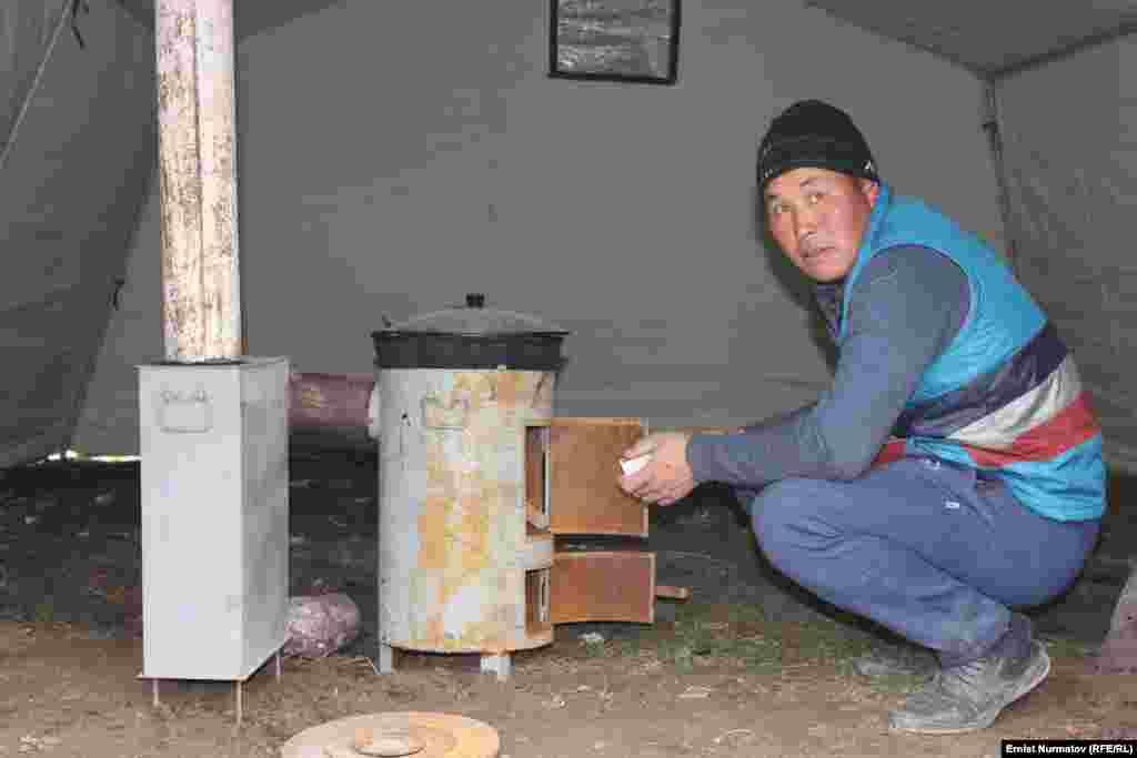 Землетрясение магнитудой 7 произошло 17 ноября. Землетрясение ощущалось в Бишкеке, Оше, Джалал-Абаде, в Алайском, Чон-Алайском, Кара-Суйском районах. Подземные толчки ощущались также в южных регионах Казахстана.