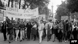Пратэст студэнтаў у Францыі, 29 траўня 1968 году