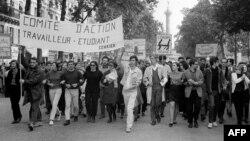 Акция протеста во Франции, 29 мая 1968 года