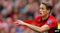 Kosovar Albanian midfielder Adnan Januzaj has been turning heads with his performances for English league champion Manchester United this season.