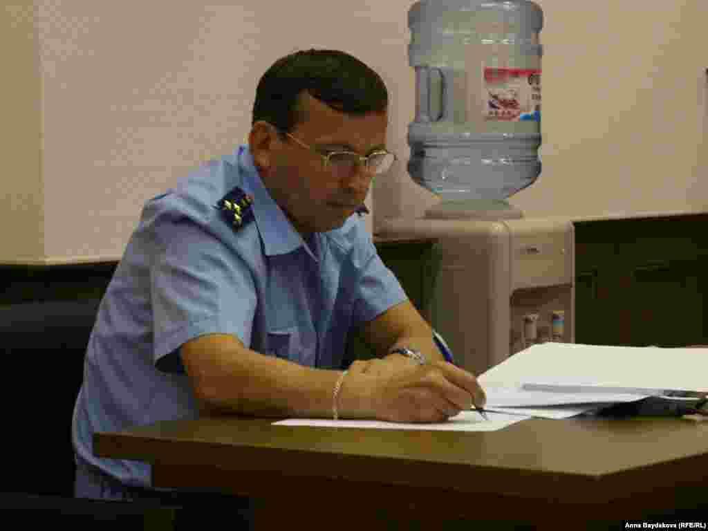 Прокурор Николай Титов по-прежнему уверен в виновности Алексея Козлова