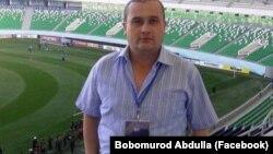 Jurnalist Bobomurod Abdullaev