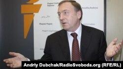 Украинскиот министер за правда, Олександр Лавринович.