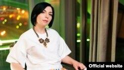 Елена Нагорная. Фото взято с ее персонального сайта nagornaya.me