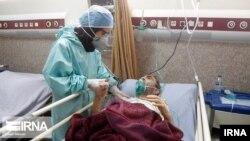 İranda koronavirus xəstəsi