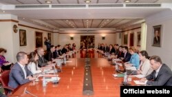 Министерска средба на Владата за спроведување на реформискиот план 3-6-9.