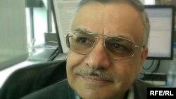 Radio Free Iraq's Nabil Ahmed