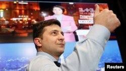Зеленський у Києві отримує 27% голосів