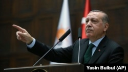 Turkey's President Recep Tayyip Erdogan reacted angrily when the U.S. prosecutors opened their own case.