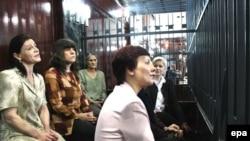 Каддафи-младший признал, что болгарские сестры стали для политиков разменной монетой