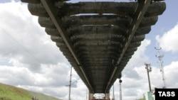 Основной задачей РЖД на магистрали Москва-Санкт-Петербург является реконструкция путей и инфраструктуры