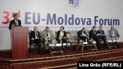 Imagine de la Forumul de la Bălți