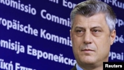 Kryeministri I Kosovës Hashim Thaçi