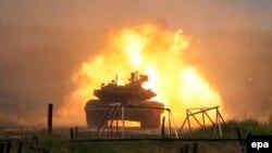 Російський танк Т-90 (ілюстраційне фото)