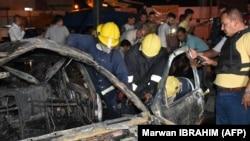 Eksplozija automobila bombe