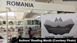Promovarea la Praga a autorilor români și a Festivalului Authors Reading Month