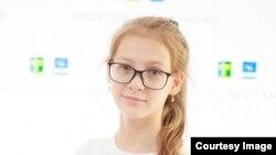 Лиза Безрукова. Фото предоставлено КГКОУ Школа 2 г. Комсомольска-на-Амуре