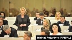 Sjednica Parlamentarne skupštine Bosne i Hercegovine, arhivska fotografija