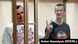 Олег Сенцов, Олександр Кольченко