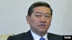 Бывший премьер-министр, бывший министр обороны Казахстана Серик Ахметов.