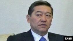 Қазақстанның бұрынғы премьер-министрі Серік Ахметов.