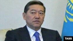 Серік Ахметов, Қазақстанның бұрынғы премьер-министрі.