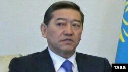 Серік Ахметов, экс премьер-министр.