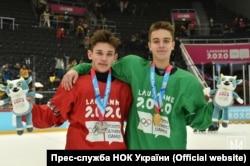 Денис Пасько та Володимир Трошкін
