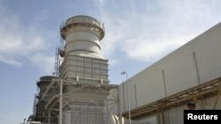 محطة توليد كهربائية في مدينة الصدر ببغداد